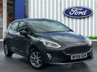 2018 Ford Fiesta 1.1 Ti Vct Zetec Hatchback 5dr Petrol Manual s/s 85 Ps Hatchbac