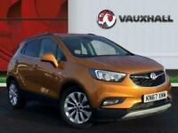 2017 Vauxhall Mokka X 1.4i Turbo Ecotec Elite Nav Suv 5dr Petrol s/s 140 Ps Hatc