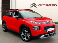 2019 Citroen C3 Aircross 1.2 Puretech Flair Suv 5dr Petrol Manual s/s 110 Ps Hat