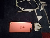 apple ipod touch 16gb pink 5th generation