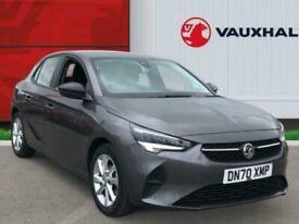 image for 2020 Vauxhall CORSA 5 DOOR 1.2 Se Hatchback 5dr Petrol Manual 75 Ps Hatchback PE