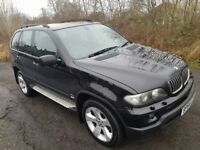 BMW X5 3.0D SPORT **DIESEL**AUTO**4x4**Factory Nav/Memory Seats/Leather**