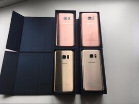 Samsung galaxy s7 x 4