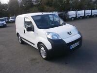 Peugeot Bipper 1.3 HDI 75bhp Van DIESEL MANUAL WHITE (2013)