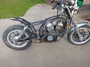 1982 Honda Shadow VT500 PROJECT BIKE