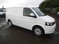 Volkswagen Transporter 2.0 Tdi 102Ps Trendline Van DIESEL MANUAL WHITE (2015)