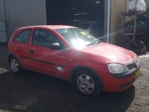 Holden Barina xc wrecking all parts Broadmeadows Hume Area Preview