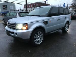 2007 Range Rover Sport HSE loaded-Full inspection report availab