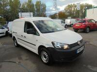 Volkswagen Caddy C20 1.6 Tdi 102Ps Van Lwb Twin Sld DIESEL MANUAL WHITE (2013)