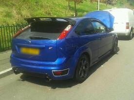Ford Focus st 3 superchipped
