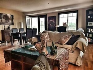 ROOMMATE WANTED: fully furnished 1200sqf condo! Own private bath