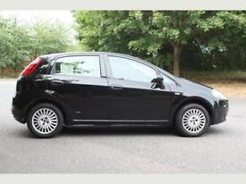 2007 Fiat Grande Punto 1.2 Active Aircon Manual 5Doors With Long MOT PX Welcome