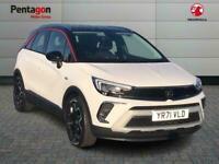 2021 Vauxhall CROSSLAND 1.2 Sri Nav Suv 5dr Petrol Manual s/s 83 Ps Hatchback PE
