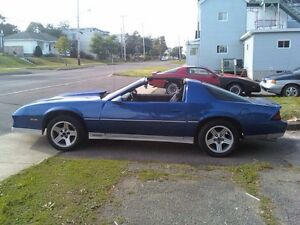 Looking for my old Camaro