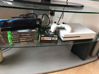 xbox one s (one controller, kinect and games+++)
