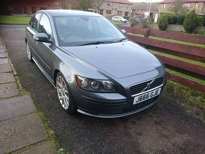 modified volvo s40 2.0d 56 plate | in Fraserburgh ...