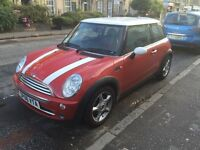 Mini Cooper 2006 1.6L 60,000 miles only £3200!