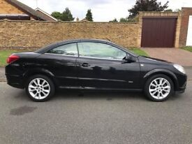 vauxhall astra twin top 17 cdti design convertable 09/09