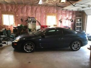 2004 Mitsubishi Eclipse Coupe (2 door)