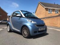 Smart Fortwo Passion Cabriolet 2dr Petrol Automatic - Convertible