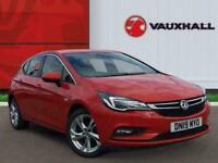 2019 Vauxhall Astra 1.4i Turbo Sri Hatchback 5dr Petrol 150 Ps Hatchback PETROL