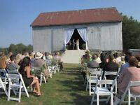 Rustic Barn Available for 2015-2016 Events