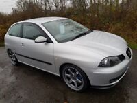 Rare!! Seat Ibiza FR 1.8 20v Turbo 150bhp **Low Miles**10 MONTHS MOT**F.S.H**Immaculate!!!