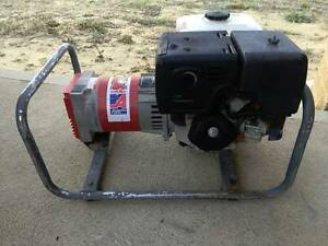 Honda Powered Dunlite Generator 5.8 KVa Mandurah Area Preview