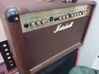 Marshall Acoustic Amp