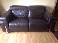 Sisitalia Leather Sofa