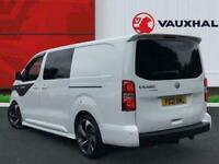 2021 Vauxhall Vivaro L2 Diesel 3100 2.0d 180 Ps Elite H1 D/cab Auto PANEL VAN DI