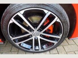 VW Golf GTD MK7 2014