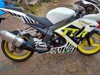 Wk 125 TTR Sport 2015