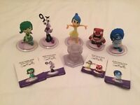 Disney Infinity 3. Inside Out bundle. PS3