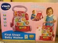 Baby Walker (Pink)