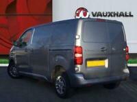 2021 Vauxhall Vivaro 1.5 Turbo D 2700 Sportive Panel Van 5dr Diesel Manual L1 H1