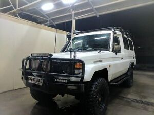 2003  Turbo Toyota LandCruiser Other Stirling Adelaide Hills Preview