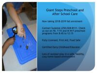 Giant Steps Preschool