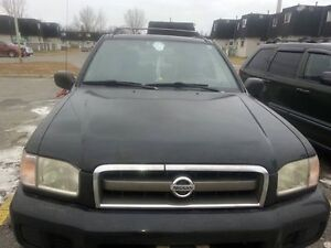 2003 Nissan Pathfinder SUV, Crossover   AS IS