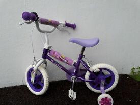 """Avigo 12"""" Flower bike"""