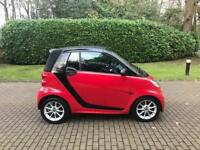 2011 (11) Smart ForTwo 1.0 Passion AUTOMATIC Coupe // ZERO ROAD TAX //