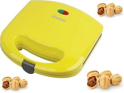 (Nuts Oreshki Oreshnitsa Electric Mold Maker Dish Cookie Form Baker 12 pcs Russia)