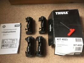 Thule Fitting Kit 4023 for BMW X3 or 3 series Touring