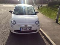 Fiat 500, low mileage, full service history,