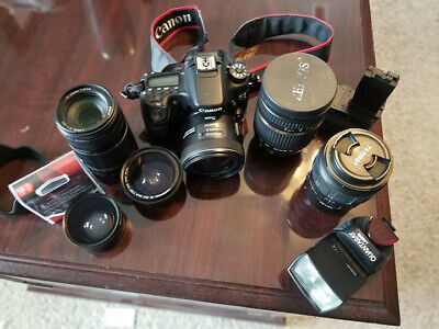 70D Canon EOS 70D EF-S Camera kit with 35mm PRIME Lens + MORE