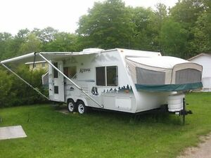 Kodiak hybrid trailer