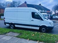 15P/H MAN AND VAN SERVICE