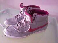Nike trainers for women.