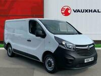 2017 Vauxhall Vivaro 1.6 Cdti 2700 Panel Van 5dr Diesel Manual L1 H1 Eu6 120 Ps
