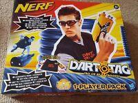 Nerf gun Dart tag 8+